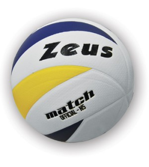Lopta Zeus VOLLEY MATCH